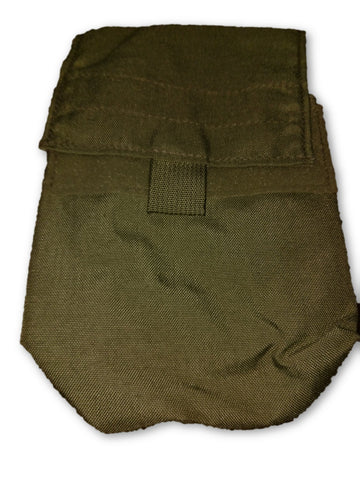 Eagle Industries 100 Round Saw Pouch.  Khaki AP-Saw/100-MS-5KH