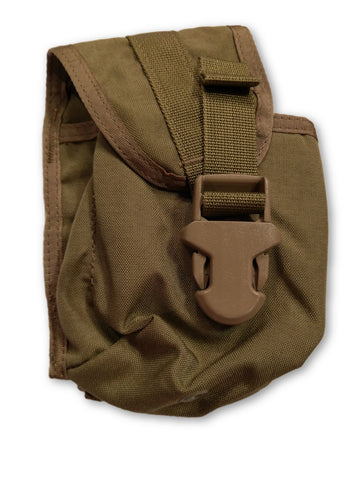 Eagle Industries DMR 7.62 Mag Pouch SR25 Khaki MP1-SR25/2-D-MS-5KH