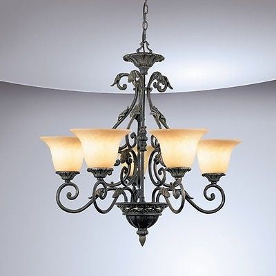 Eurofase Elderon 5 Light Chandelier  16563-018