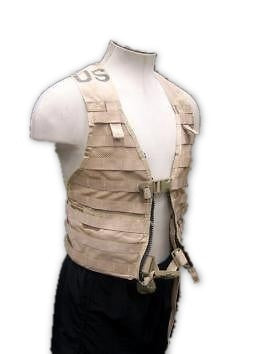 MOLLE II Fighting Load Carrier FLC Vest Desert Camo