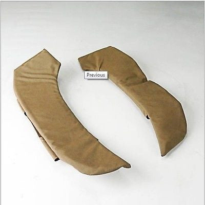 Lot of 5 Eagle Industries Scalable Plate Carrier Removable Shoulder Pads  M-XL