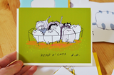Herd o' Cats Card