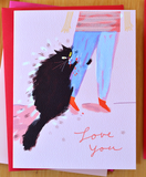 The Cat Lover Card Set- Set of 10