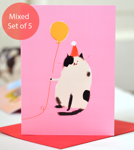 Mixed Minis - Set of 5