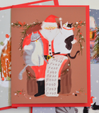 Mixed Set of 10 Holiday Cards