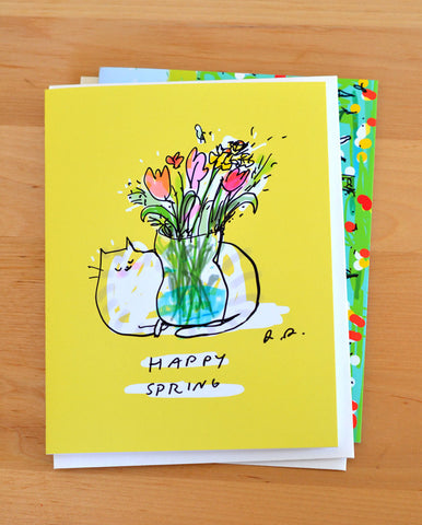 Happy Spring Card 2