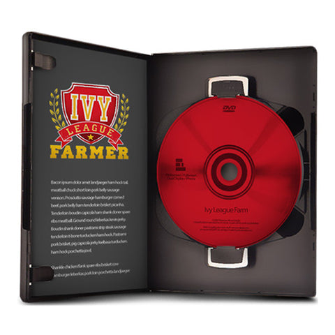 Ivy League Farmer DVD