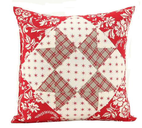 Red Star Mini Cushion