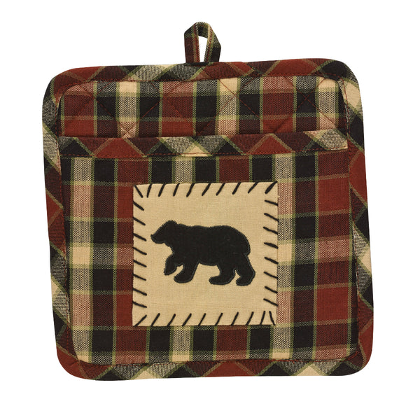 Concord Bear Pot Holder