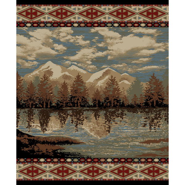 Sugar Mountain Rug