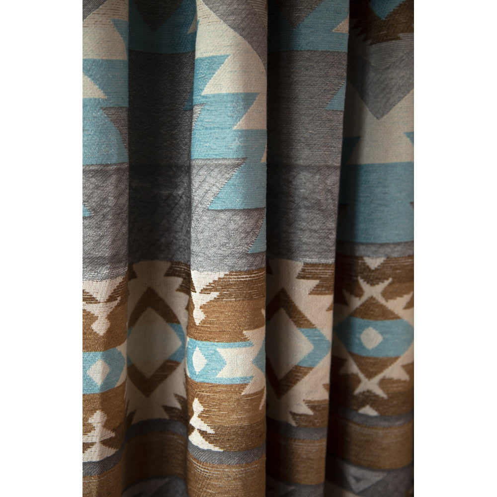 Mesa Daybreak Curtain Fabric