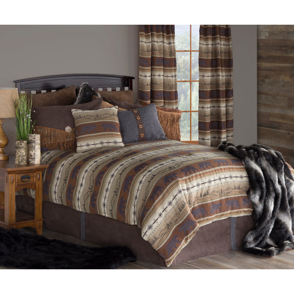 Rugged Earth Bedding Collection