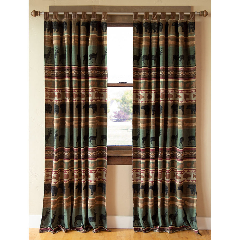Skagit River Curtain Panels in the UK