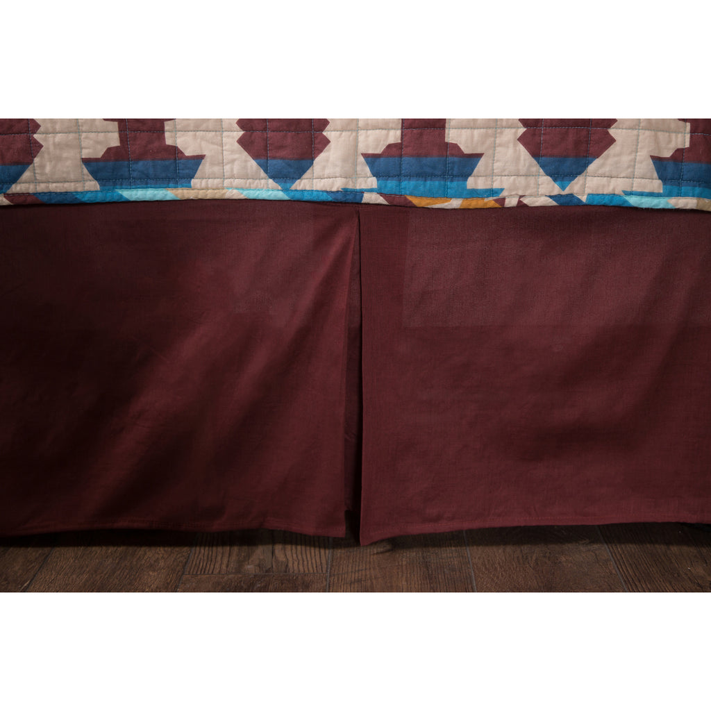 Matching Bed Valance
