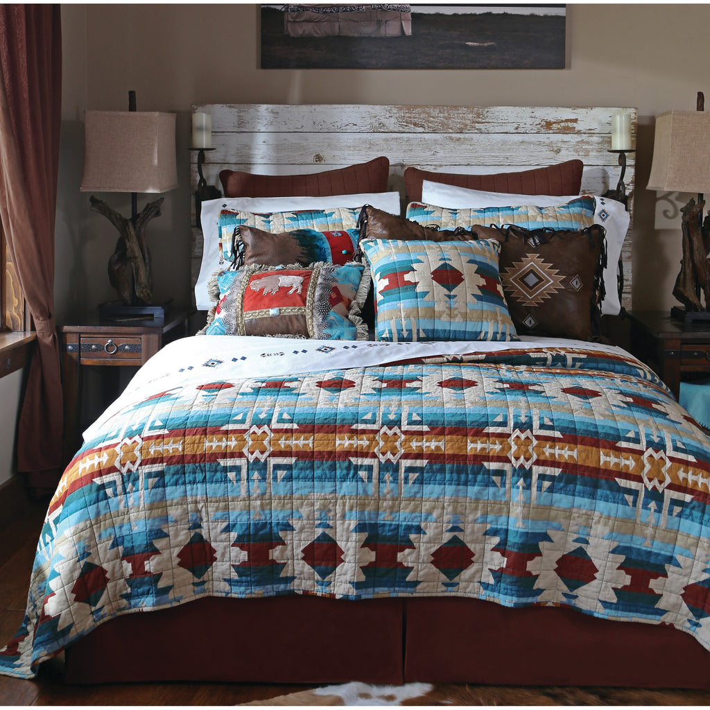 Southwest Harvest Quilt Set UK