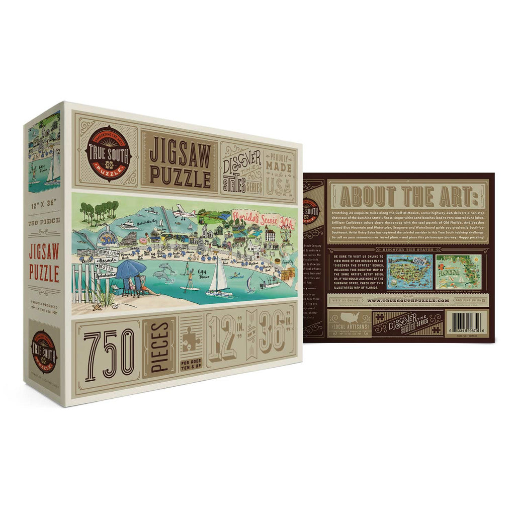 Florida 30A American Jigsaw Puzzles in the UK