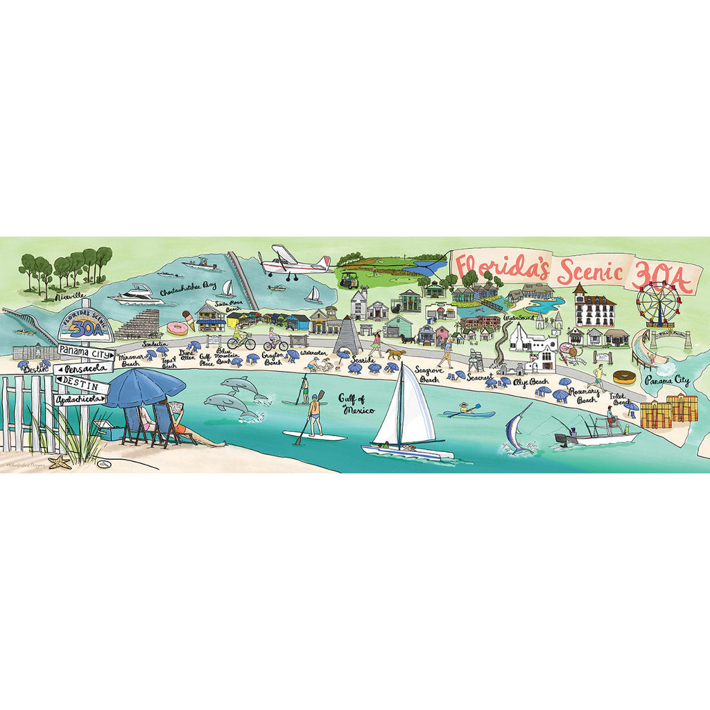Florida 30A Jigsaw in the UK