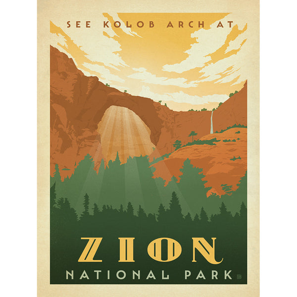 Zion National Park Jigsaw Puzzle in the UK