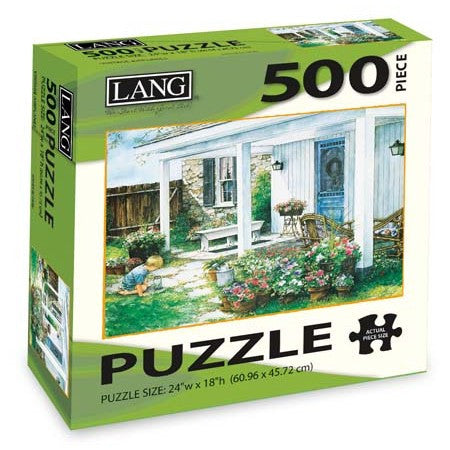 A Potted Garden Lang Jigsaw UK
