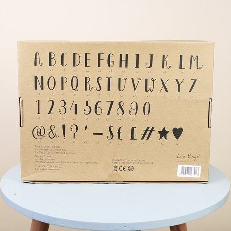 Playful Letter Pack