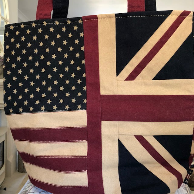 Union Americana Tote Bag UK