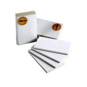 Magnetic Notepad Paper Refills Pack of 4