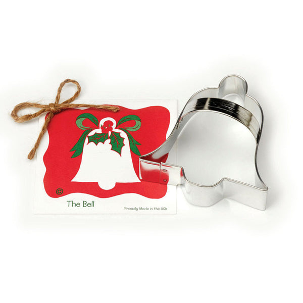 Large Bell Christmas Cutter