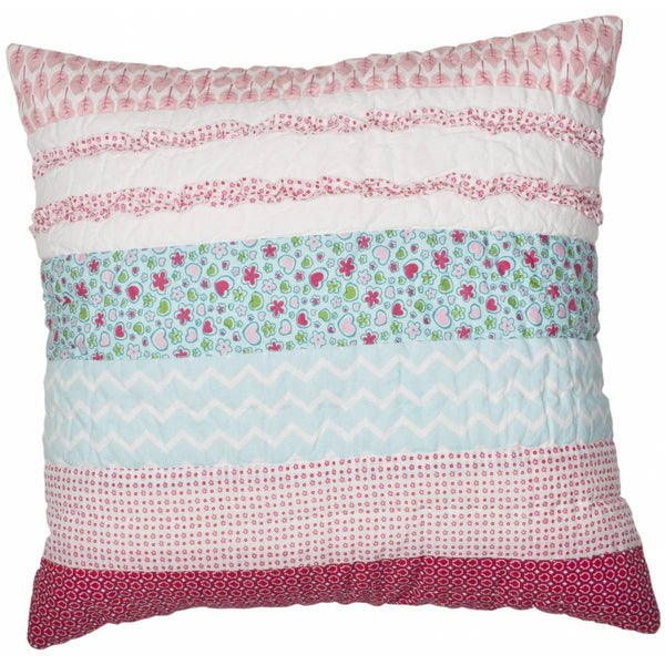 Lulu Patchwork Cushion