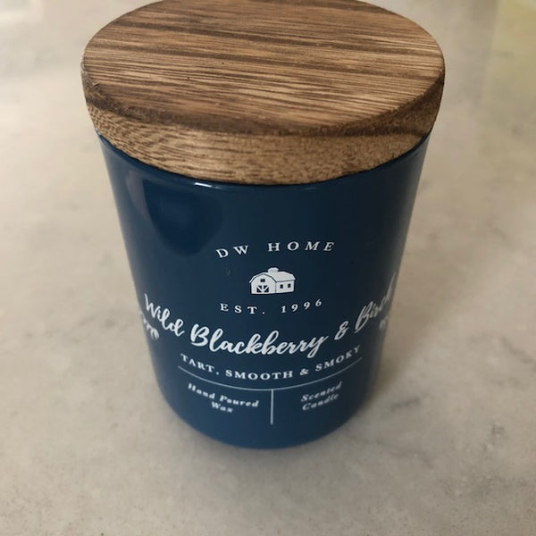 Wild Blackberry and Birch Candle