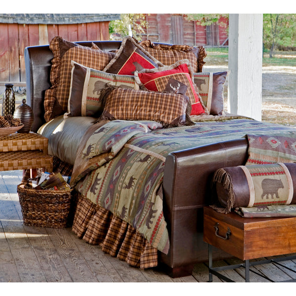 Heartland Single Bedspread Set
