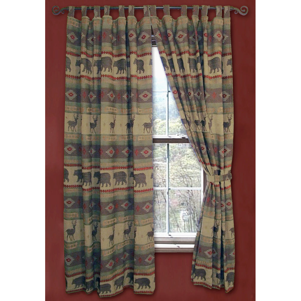 Heartland Curtain Panels UK