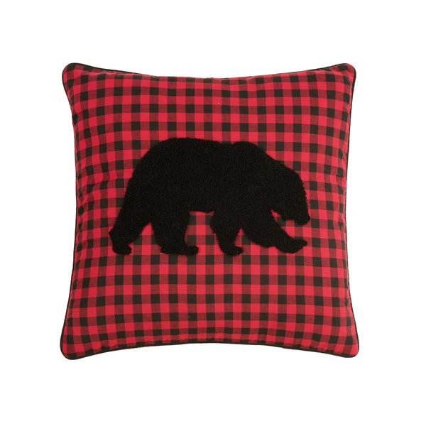 Woodford Bear Cushion UK
