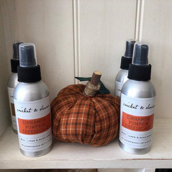 Cinnamon Pumpkin Cheesecake Room Spray