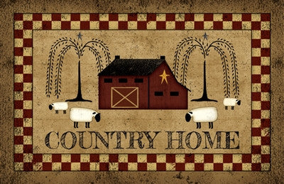 Country Home American Jar Candle UK