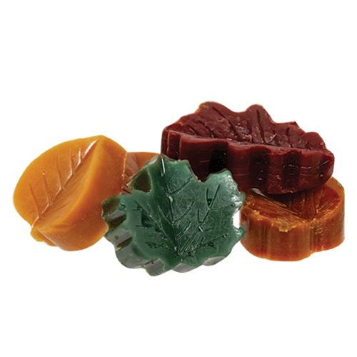 8 Autumn Leaves Scented Wax Melts