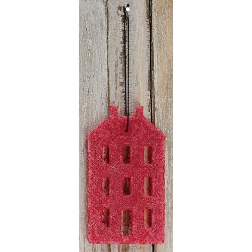 Cinnamon Scented Saltbox House Air Freshener