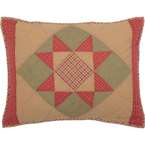 Dolly Star Pillow Sham