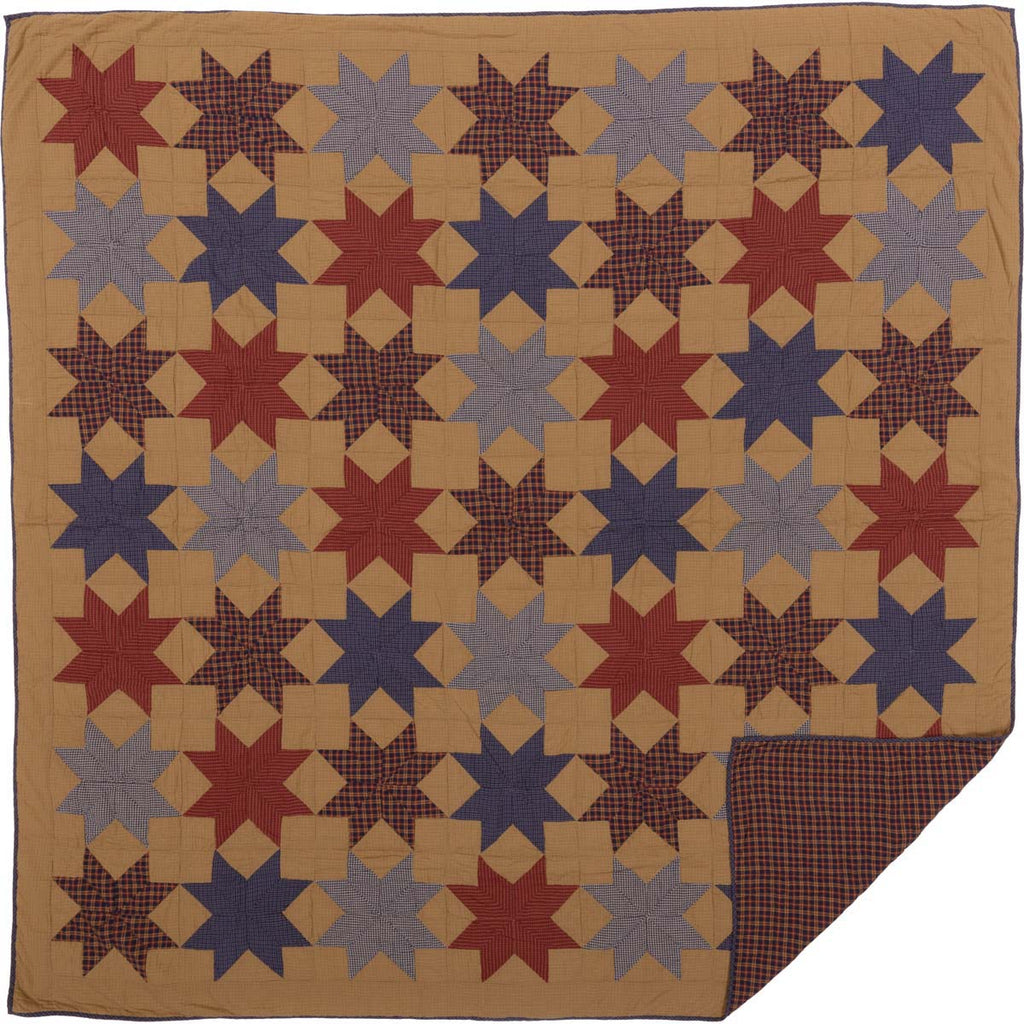 Kindred Stars American Quilt