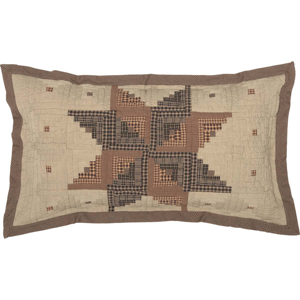 Novak Broken Star Superking Pillow Sham UK