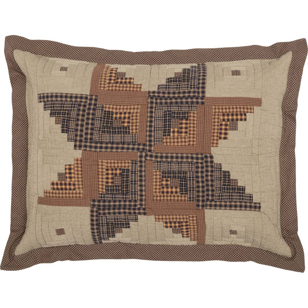 Novak Broken Star Pillow Sham UK