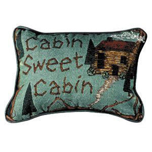 Cabin Sweet Cabin Little Cushion