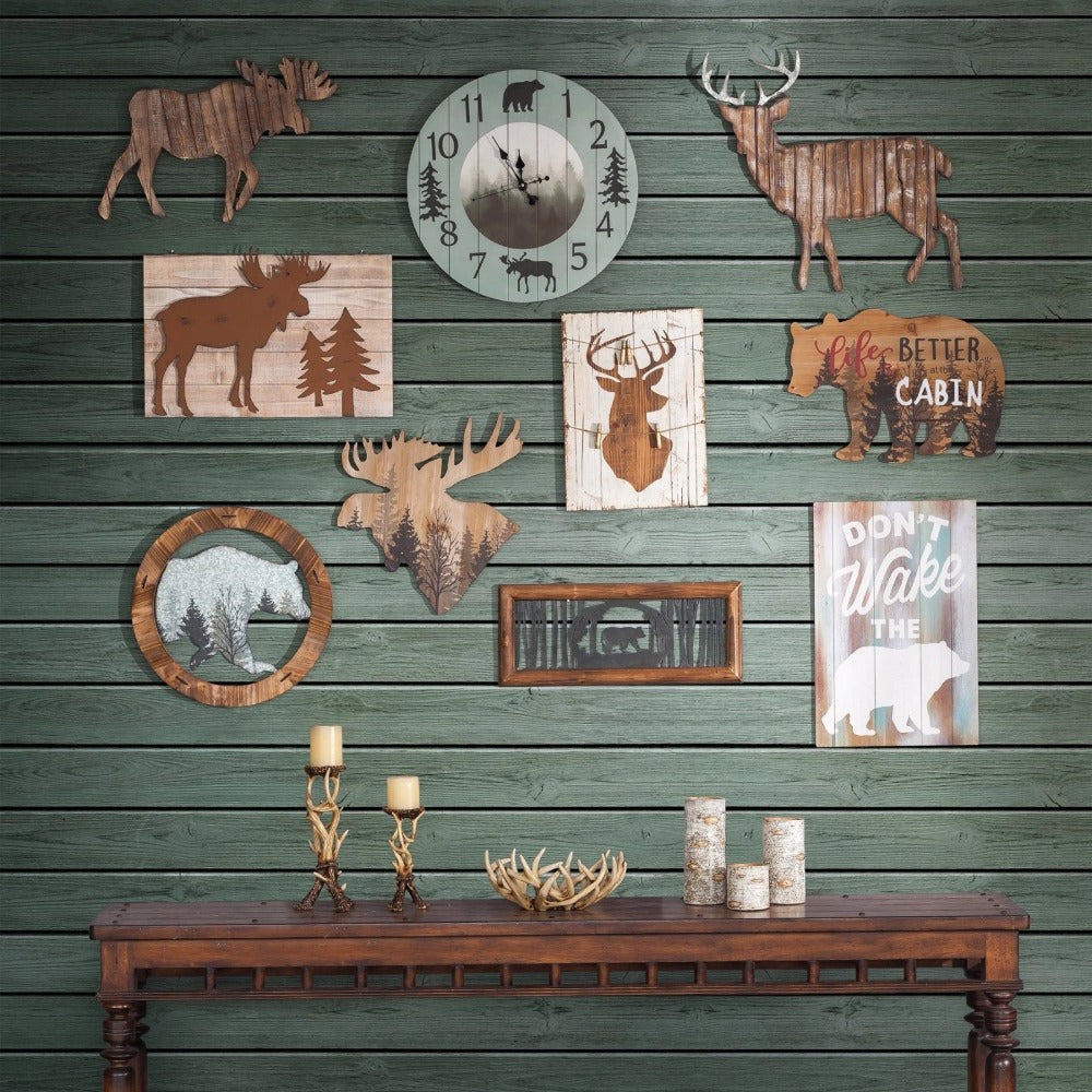 American Log Cabin Art Collection