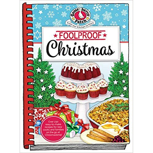 Foolproof Christmas Cookbook UK