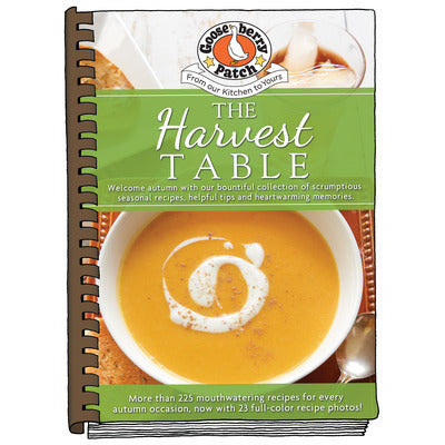 The Harvest Table Updated Cookbook with Photos
