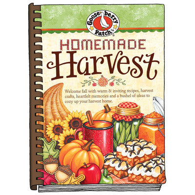 Homemade Harvest Cook Book UK