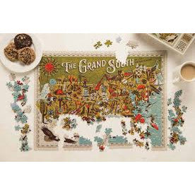 The Grand South of the United States Jigsaws UK