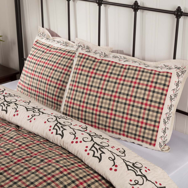 Hollis Quilted Pillow Sham