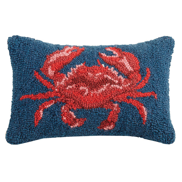 Hooked Crab Cushion