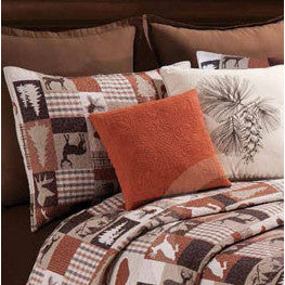 Hunter Pillow Sham