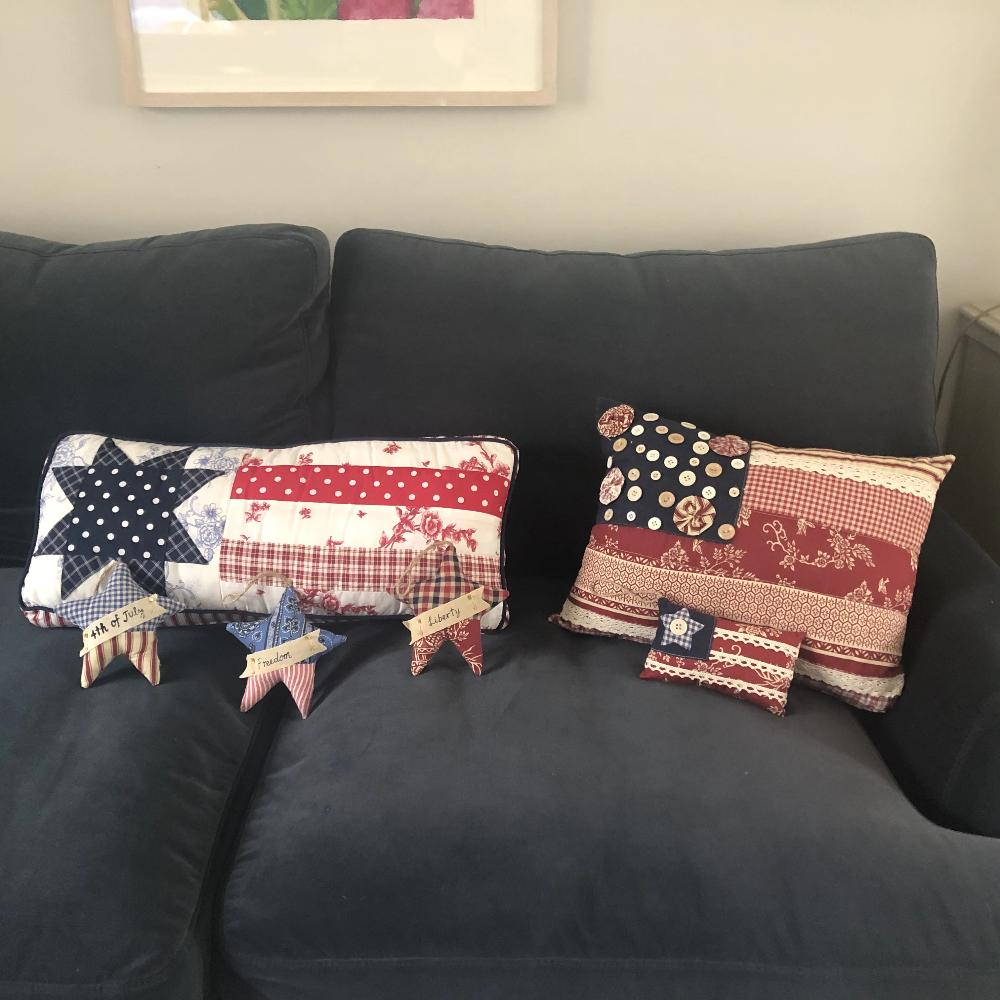 Vintage Style Americana Collection